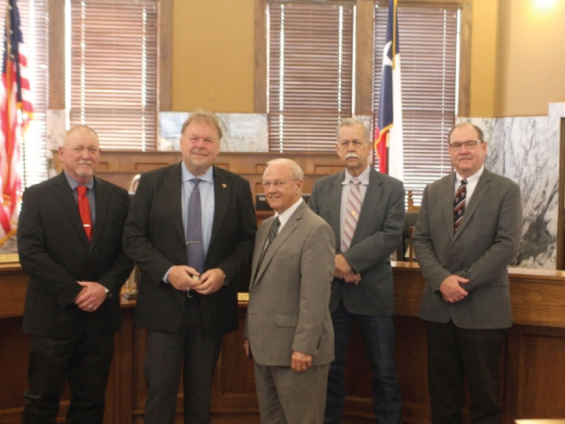 New Officers Elected to the Chamber