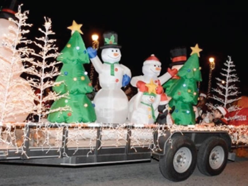 Christmas Parade and Fireworks